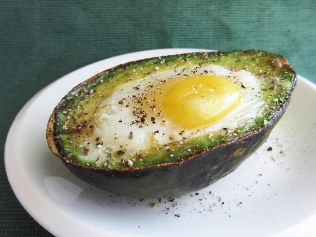mangiare l'avocado