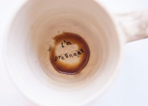 caffè e gravidanza