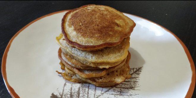 Pancakes alla zucca: una ricetta per colazione o merenda
