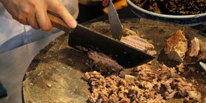 Il Mo, il kebab cinese