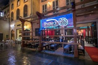 Thava Indian Restaurant at Montecasino