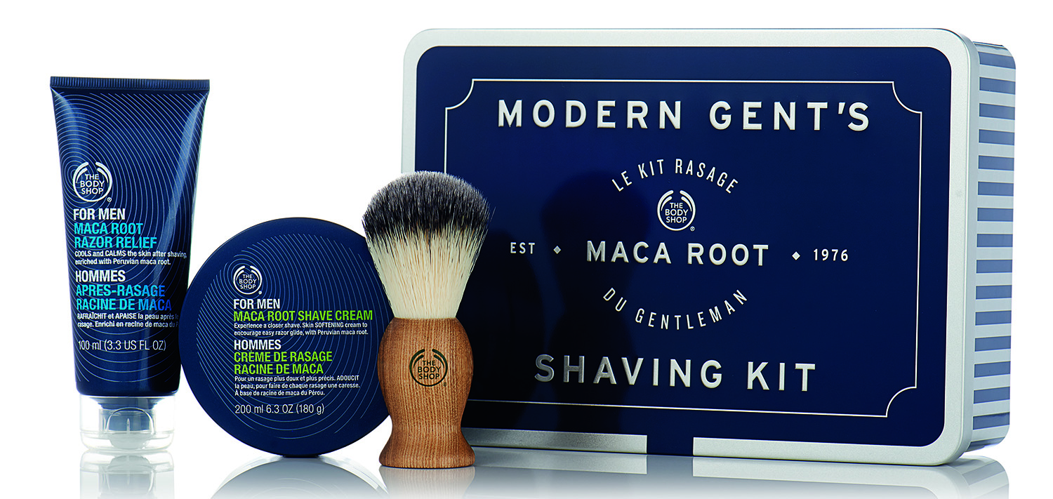 MACA ROOT SHAVING KIT_WITH PRODUCTS HR_INCMSPJ020