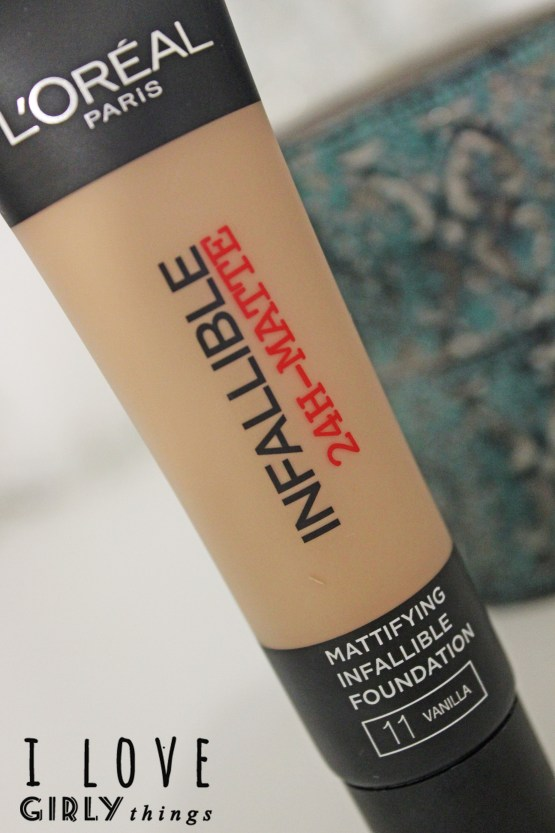 review loreal infallible 24h matte_2