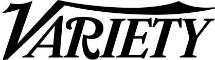 Green Gorilla featured in Variety Magazine logo