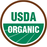 USDA certified organic CBD oils, balms & edibles