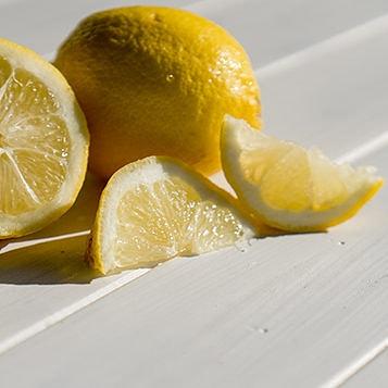 Lemons Ingredient - Flavored Pure CBD Oil