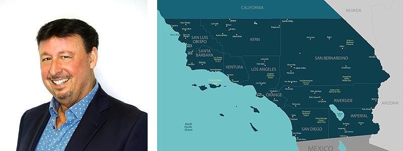 Marc Sallaz Green Gorilla CBD Director of Southern California Sales