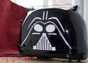 Darth Vader Toaster DIY