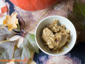 Pumpkin Spice Latte Ice-cream