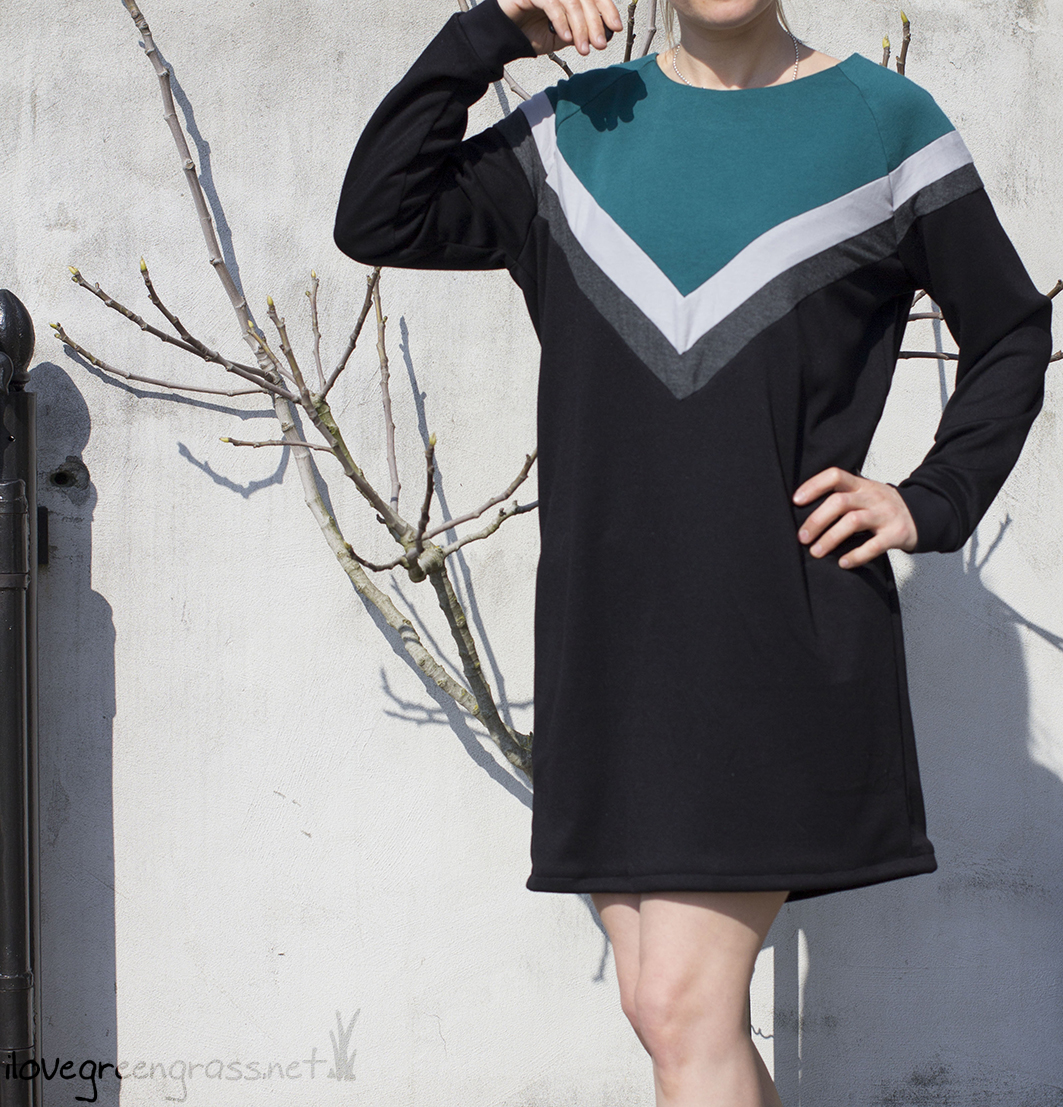 La Maison Victor Fenna sweater | zelfmaakmode patroon online