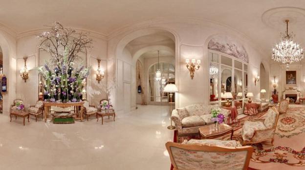 Spa CHANEL au Ritz Paris so fashionable
