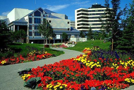 Performance Art Center in Anchorage