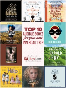 Top 10 Audible Books for Your Road Trip