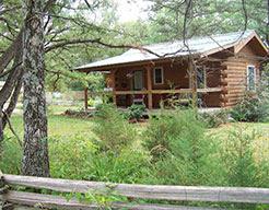 Gill Ridge Log Cabin B&B Steelville, MO