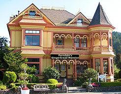 Gingerbread Mansion Inn Ferndale, CA