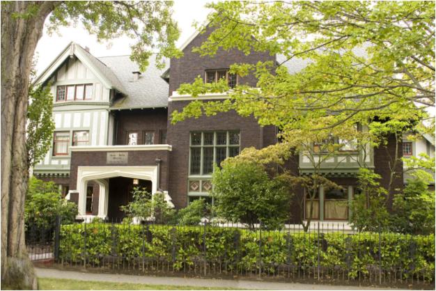 Shafer Baille Mansion