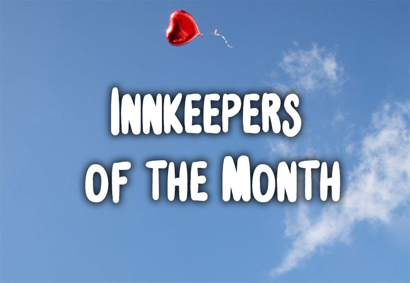 Innkepers of the month