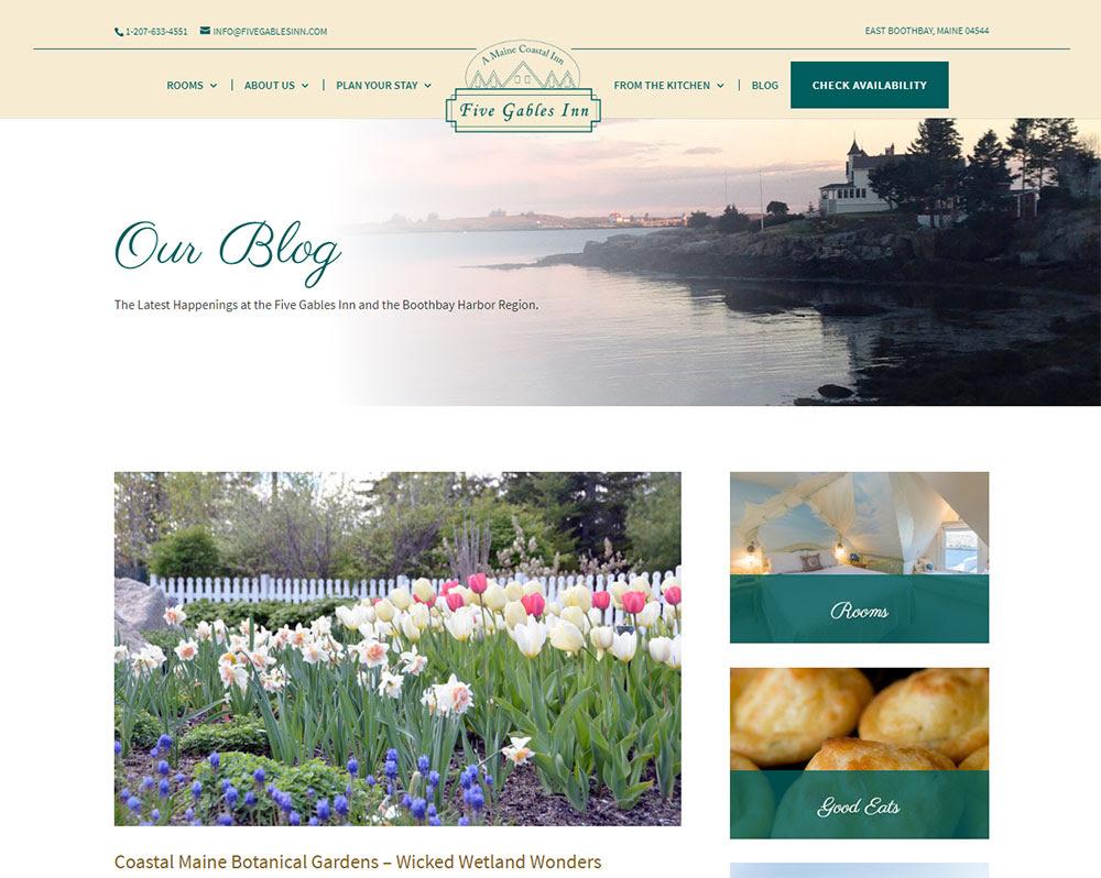 The Latest On Blogging