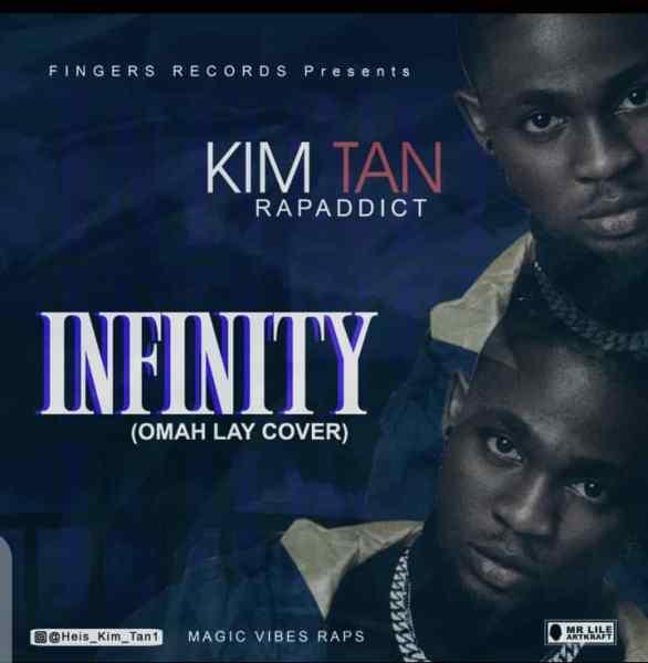 Kim Tan Ft Omah Lay – Infinity Cover