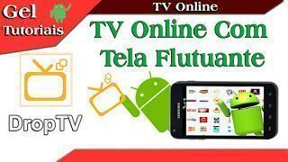 -Video Aula- Aplicativo DropTV. #5° Serie App de TV Online