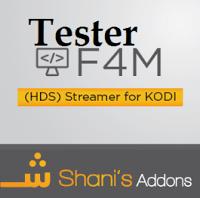 Como instalar f4mTester em seu Kodi (Novo Repo) – Nova versão.