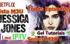 Lista M3U – Jessica Jones – Dublado – Temporada Completa
