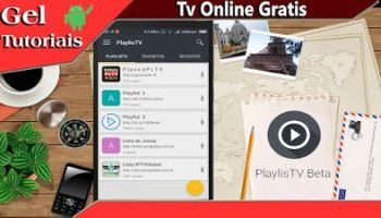 Playlistv BETA Como Ver TV Online No Seu Celular.