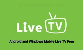 LiveTV v1.6 – Apk – Canais de TV no seu Android e Windows Mobile