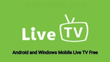 LiveTV v1.6 – Apk – Canais de TV no seu Android e Windows Mobile