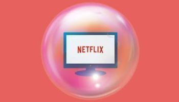 A Netflix pode ser uma bolha e estar com os dias contados. Divida já é 36 vezes todo o seu faturamento
