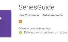 SeriesGuide v40 Beta1 Premium APK / Atualizado ( Gerencie Suas Series Favoritas)