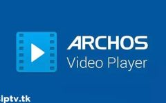 Archos Video Player 10.2-20180416.1736 Apk Ad-Free Unlocked / Atualizado.