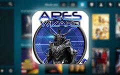 Add-on Ares Wizard – Kodi – Manutenção e Limpeza do Kodi