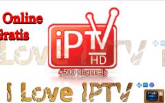 Como assistir TV online usando o GLOBAL IPTV HD.