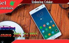 Unboxing Lenovo ZUK Z2 PRO 128 GB.