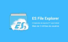 ES File Explorer File Manager Pro v4.1.9.5.2 Apk + Mod + ES Classic Theme APK / Atualizado.