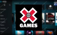 Add-on X Games – KODI