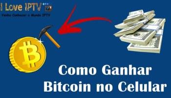 Bitcoin Miner – Ganhe bitcoins no Smartphone