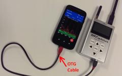 Como saber se sua celular e compatível com OTG