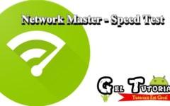 Network Master Speed Test: teste a velocidade da seu internet.