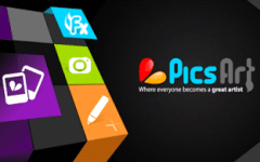 PicsArt Photo Studio v9.36.0 Full + PREMIUM Unlocked + Final / Atualizado.