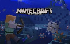 Minecraft Pocket Edition v1.6.0.1 – Apk – Versão mais Recente [Versão Oficial – Sem Erro de Análise]