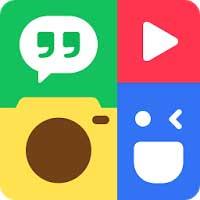 PhotoGrid – Photo Collage v7.00 – Premium Ad-Free APK / Atualizado.