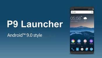 P9 Launcher – Android 9.0 P Launcher Style v4.0 Apk / Atualizado