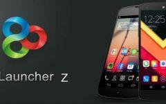 GO Launcher Z Prime VIP v3.111 – Apk para Android + Themes Pack / Atualizado.