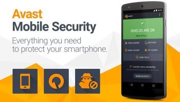 Avast Mobile Security v6.20.1 – APK Download – Atualizado