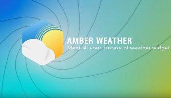 Amber Weather v3.8.6 – Apk Download – Atualizado