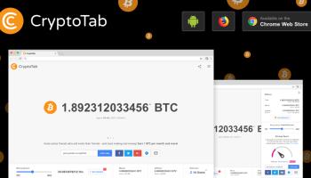 Navegador CryptoTab – Como ganhar Bitcoin navegando pela internet