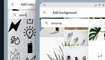 Adobe Spark v3.4.6 – APK Mod Grátis
