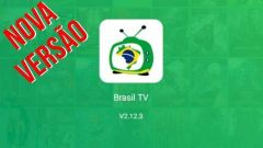 Brasil TV Apk – Download e Tutorial – v2.12.7